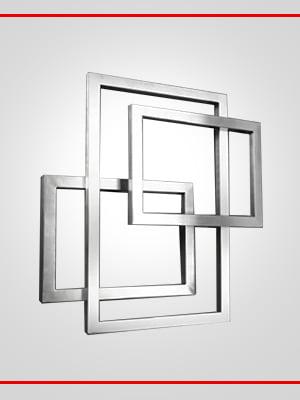 رادیاتور-دکوراتیو-استیل-مدل-کوشا