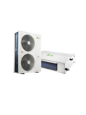 داکت اسپیلت کانالی کم مصرف گرین 36000 مدل GDS-36P1T1A