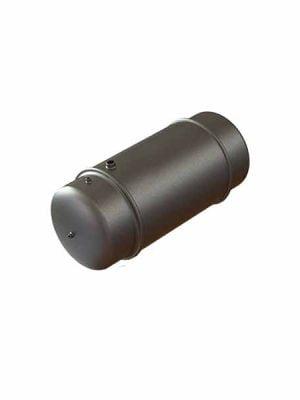 منبع دو جداره 200 لیتری با ورق 4 -2 میلی متر