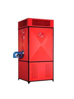 کوره هوای گرم گازوئیلی GF1560 انرژی