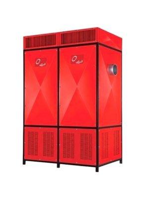 کوره هوای گرم گازوئیلی GF3060 انرژی