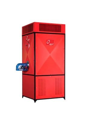 کوره هوای گرم گازوئیلی OF1500 انرژی