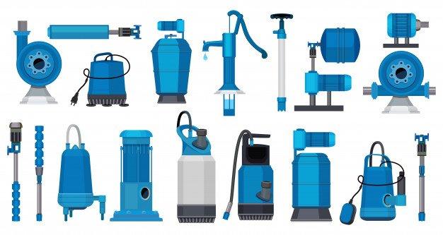 انواع پمپ آب و کاربرد آن - قسمت اول
