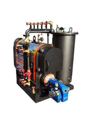 پکیج موتور خانه ایی دابو صنعت مدل DS-WW-V-PP-150