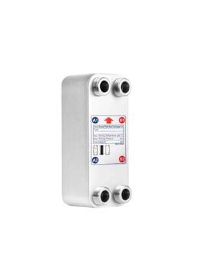 مبدل حرارتی صفحه ای 500 لیتری کائوری مدل TEP-50 E