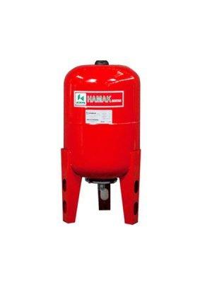 منبع تحت فشار تیوپی 100 لیتری بدون درجه هاماک