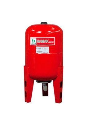 منبع انبساط بسته تحت فشار تیوپی 300 لیتری درجه دار هاماک