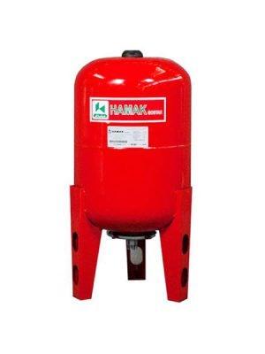 منبع انبساط بسته ایرانی تحت فشار تیوپی 500 لیتری درجه دار هاماک