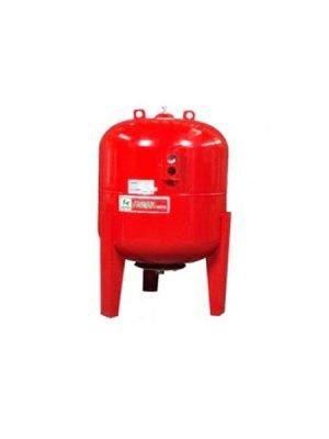 منبع انبساط بسته تحت فشار تیوپی 60 لیتری بدون درجه هاماک