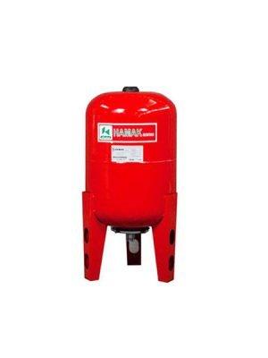 منبع تحت فشار تیوپی 80 لیتری درجه دار هاماک
